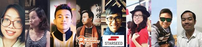 Gặp nhóm bạn trẻ được Facebook đặt hàng để tạo ra bộ sticker đầu tiên của Việt Nam - Ảnh 2.