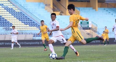 HLV U.19 Úc chê mặt sân Hàng Đẫy - ảnh 3