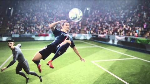 Ibra từ nhân vật trong game giờ thành nhà phát hành game