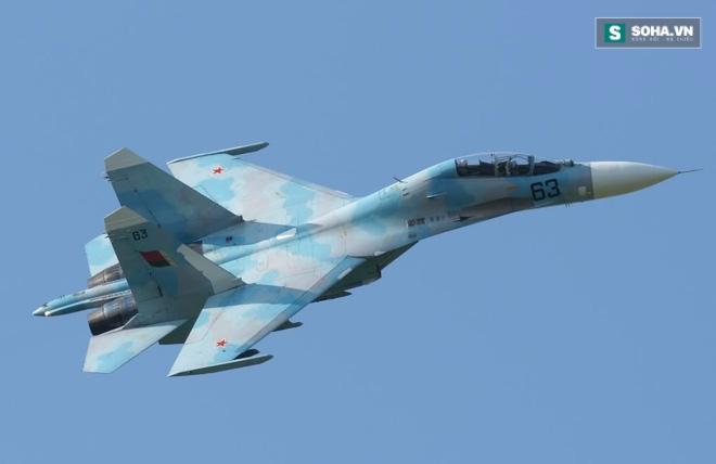 Mỏ vàng tiêm kích Su-27 đang chờ những nước nghèo tới khai thác - Ảnh 2.