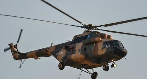 Mỹ dỡ bỏ 1 phần trừng phạt với Nga với các hợp đồng của tập đoàn này về bảo trì máy bay trực thăng Mi-17 ở Afghanistan.