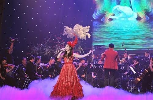 Đàm Vĩnh Hưng, Hồ Ngọc Hà, Lệ Quyên, Cẩm Ly, Đan Trường, 365 Daband, Thanh Thảo, LiveShow