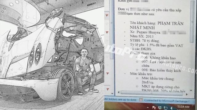Bản hợp đồng bảo hiểm khiến giới chơi xe Việt sửng sốt.