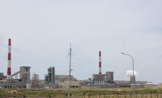 Nhà máy Formosa - Ảnh: Đức Ngọc