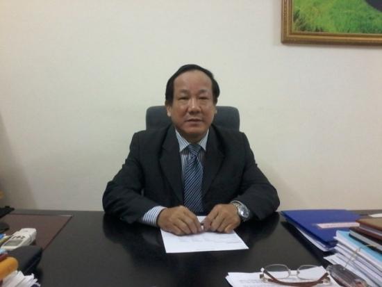 Ông Đoàn Duy Hoạch - Phó Tổng giám đốc Tổng Công ty Đường sắt Việt Nam (Ảnh: Lao Động)