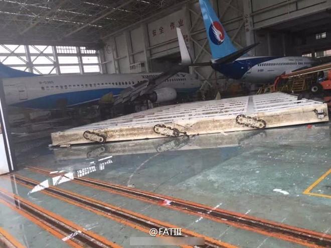 Sieu bao Meranti thoi dat may bay Boeing tai Trung Quoc hinh anh 6