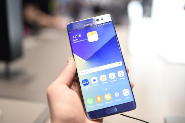 Chỉ một sự cố về pin cũng đủ để khiến Galaxy Note7 từ một sản phẩm tiêu biểu của năm trở thành kẻ tội đồ