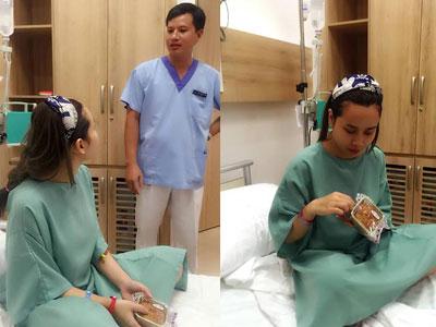 Lưu Hương Giang bất ngờ nhập viện đúng Trung thu