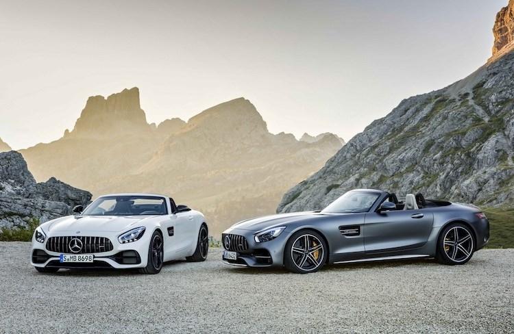 """Mercedes """"show hang"""" sieu xe mui tran AMG GT Roadster-Hinh-8"""