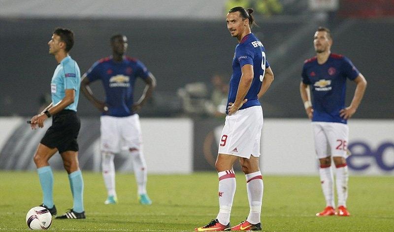 Mourinho, Jose Mourinho, MU, Man United, Europa League, Feyenoord