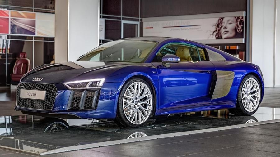 Audi R8 sẽ có thêm tùy chọn động cơ tăng áp mới.