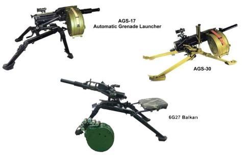 Súng phóng lựu AGS-40 có cần cho Việt Nam?  - Ảnh 2.