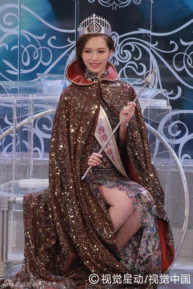 Thêm một tân Hoa hậu bị tố văng tục, chửi bậy giống Mỹ Linh - Ảnh 1.