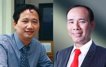 Cặp đôi Trịnh Xuân Thanh - Vũ Đức Thuận chèo lái con tàu PVC chìm đắm trong nợ nần.