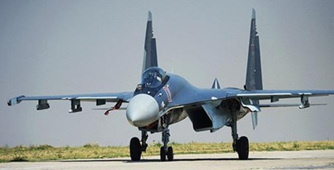 Trung Quốc nhận 4 tiêm kích Su-35 trước cuối năm 2016
