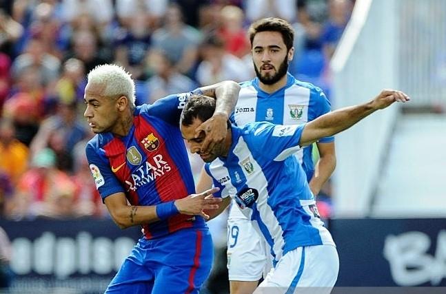 Barcelona dai thang tan binh Leganes 5-1 hinh anh 1