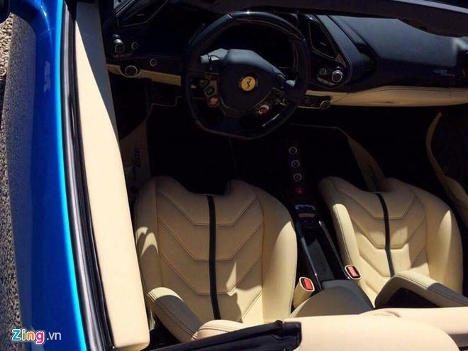 Ferrari 488 mui tran sap cap ben Viet Nam hinh anh 7