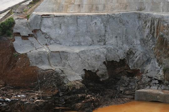 Ông Chung không được điều hành sau sự cố nghiêm trọng tại thủy điện Sông Bung 2