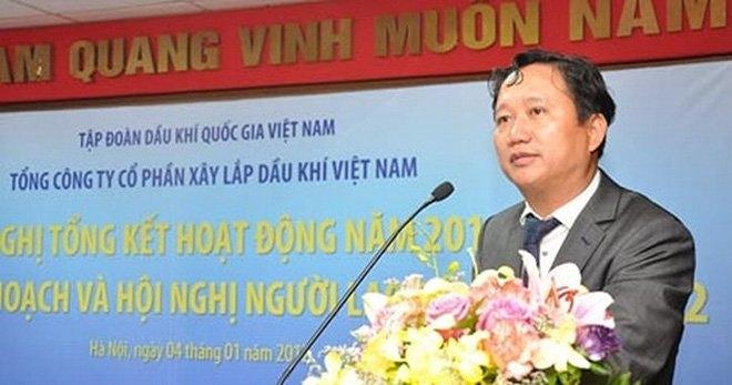 Trịnh Xuân Thanh, truy nã trịnh xuân Thanh, Trịnh xuân thanh bỏ trốn, tin Trịnh Xuân Thanh