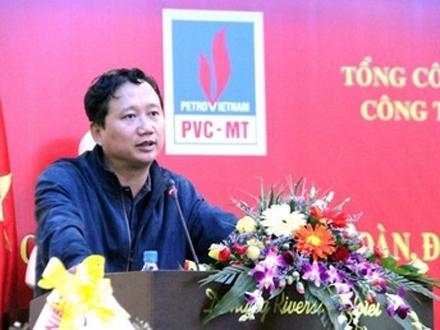 Thời điểm Trịnh Xuân Thanh với vai trò vị thuyền trưởng đã chèo lái con tàu PVC chìm đắm trong nợ nần, thua lỗ.