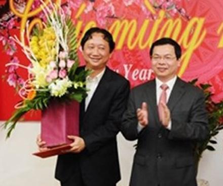 Rời vị trí thuyền trưởng, Trịnh Xuân Thanh được bổ nhiệm ở nhiều vị trí cao hơn.