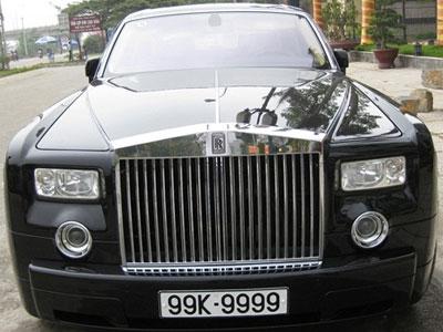 Bộ sưu tập Rolls-Royce siêu sang biển đẹp của đại gia Việt