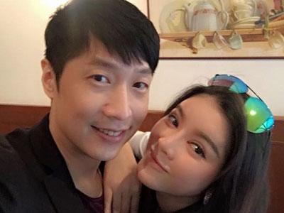 Lý Nhã Kỳ sang Hong Kong ăn trưa cùng sao TVB