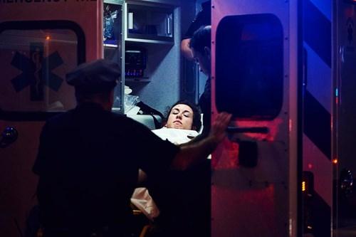 Hiện trường tan hoang vụ nổ bom rung chuyển ở New York - ảnh 5