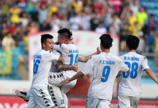 Hà Nội T&T vô địch V-League 2016