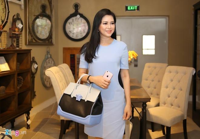 Ho Ngoc Ha than thiet voi Dam Vinh Hung hinh anh 5