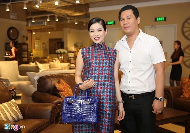 Ho Ngoc Ha than thiet voi Dam Vinh Hung hinh anh 9