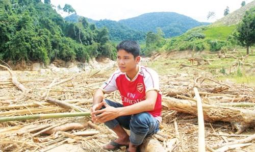 Lời kể hãi hùng của người dân sau sự cố thủy điện Sông Bung 2 - ảnh 1