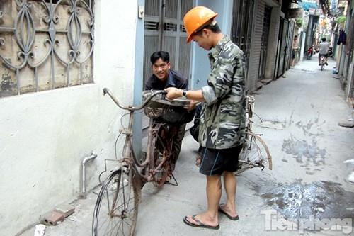 Nhiều người trắng tay sau vụ cháy lớn trên phố Trương Định - ảnh 2