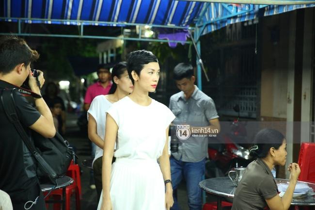 Sao Việt đau buồn đến viếng tang lễ nghệ sĩ Minh Thuận - Ảnh 4.