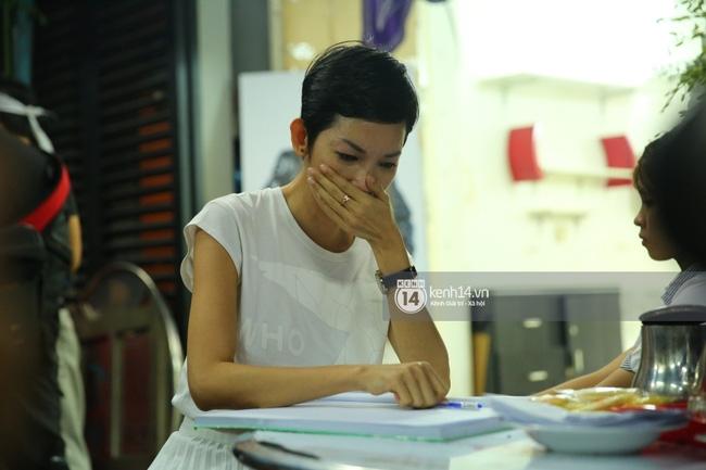Sao Việt đau buồn đến viếng tang lễ nghệ sĩ Minh Thuận - Ảnh 6.