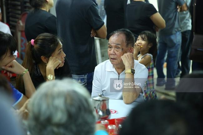 Sao Việt đau buồn đến viếng tang lễ nghệ sĩ Minh Thuận - Ảnh 14.