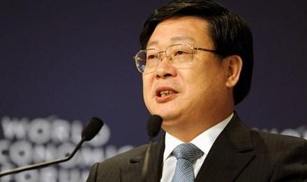 Thị trưởng Thiên Tân Hoàng Hưng Quốc khi tại vị.
