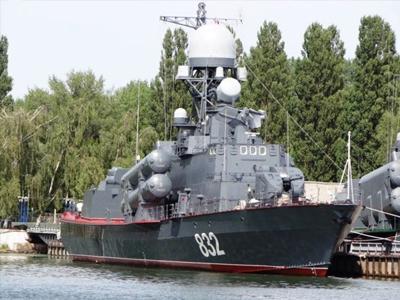 Nam Phi quan tâm tàu tên lửa Molniya loại Việt Nam đang đóng