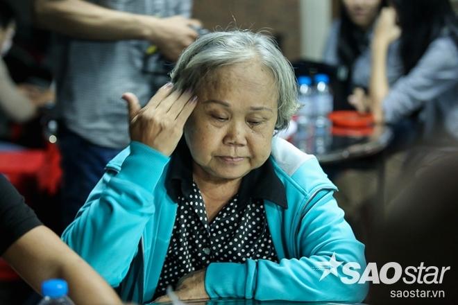 Cô Huyền - quản gia nhà Minh Thuận.