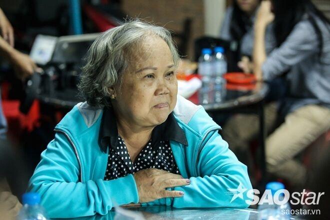 Cô Huyền xót xa trước sự ra đi của Minh Thuận khi anh qua đời mà còn nhiều điều chưa thực hiện được.