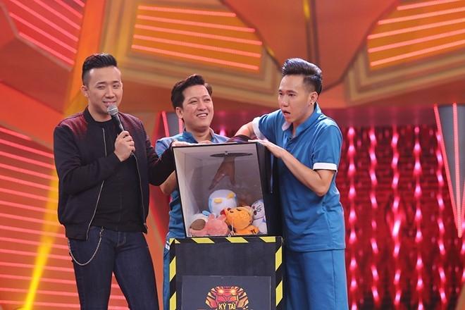 Game show co Tran Thanh, Truong Giang bi che trong tap dau hinh anh 5