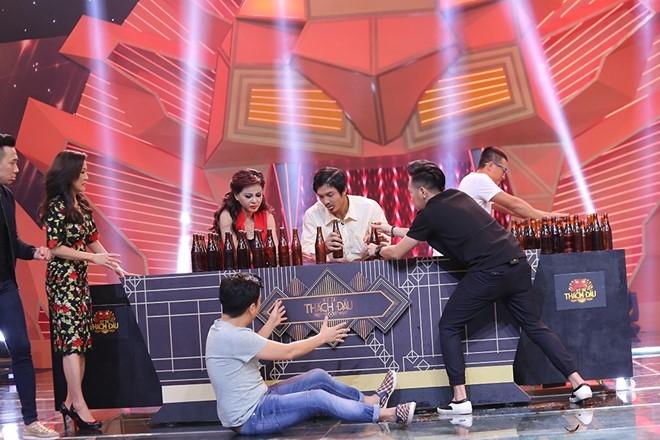 Game show co Tran Thanh, Truong Giang bi che trong tap dau hinh anh 8