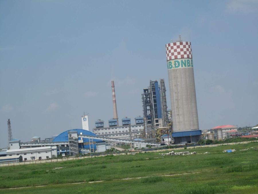 Đạm Ninh Bình, Tập đoàn hóa chất, dự án nghìn tỷ thua lỗ, nhà thầu Trung Quốc