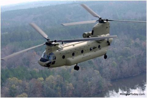 Top 5 truc thang van tai quan su: Mi-26 van vo dich