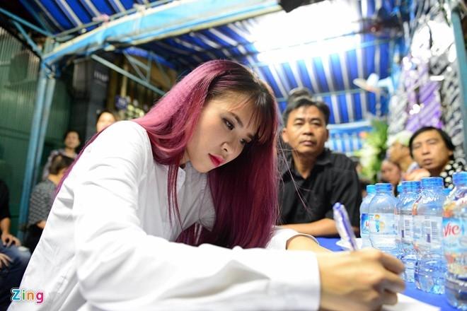 Truong Giang, Nha Phuong den vieng Minh Thuan dem cuoi hinh anh 5