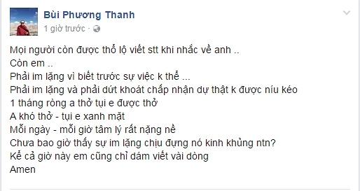 Con gái Phương Thanh đến viếng Minh Thuận 5