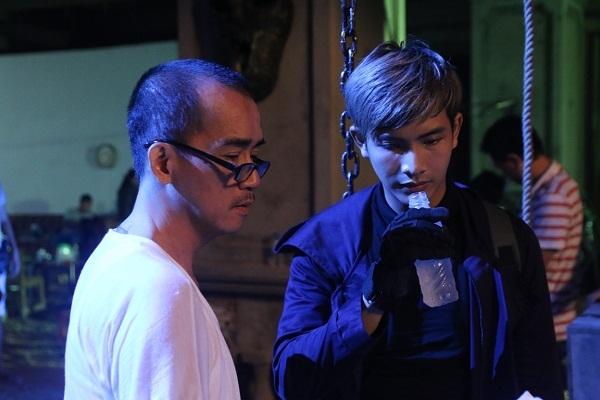 Công bố những hình ảnh cuối cùng của Minh Thuận trên phim trường - Ảnh 11.