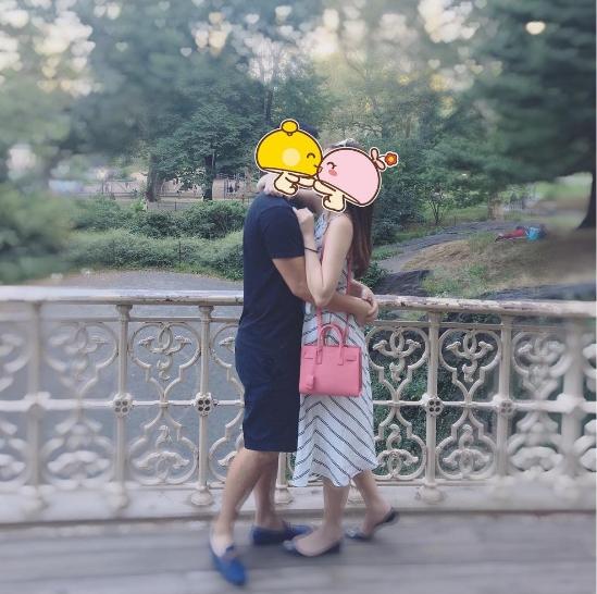 Cuối cùng thì Mie cũng cho bạn trai mới lộ diện! - Ảnh 2.