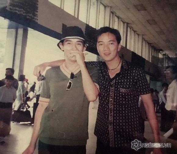 Ảnh cũ của Đàm Vĩnh Hưng và Minh Thuận 7