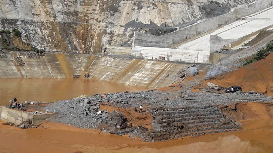 Thủy điện, vỡ đập thủy điện, thủy điện sông Bung 2, GS Phạm Hồng Giang, đầu tư thủy điện